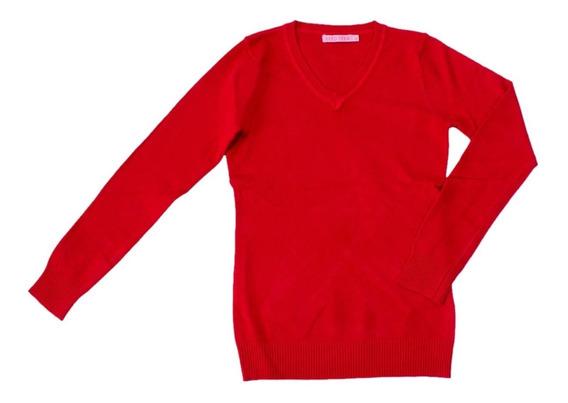 Suéter Infantil Menina Facinelli Tricot