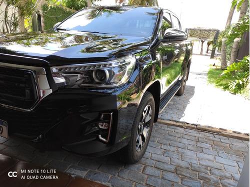 Toyota Hilux 2020 2.8 Tdi Srx Cab. Dupla 4x4 Aut. 4p