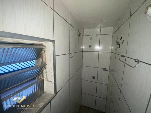 Imagem 1 de 6 de Casa Para Alugar, 45 M² Por R$ 500,00/mês - Condomínio Maracanã - Santo André/sp - Ca0734