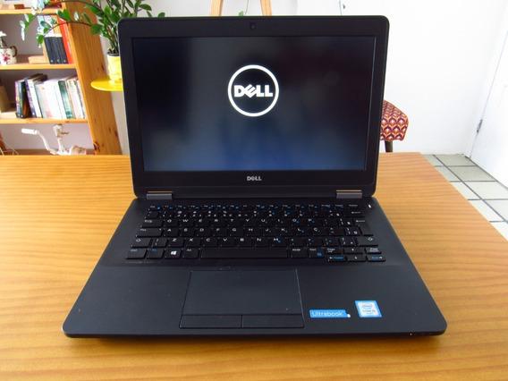 Notebook Dell Latitude 7270 I5-6300u 6ªg 8gb Ram 128gb Ssd