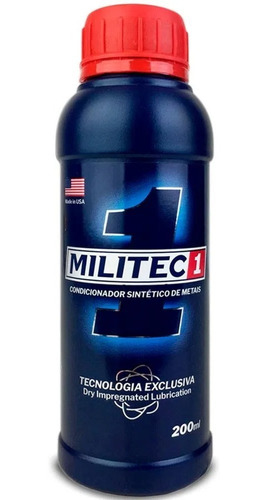 Militec 1 Original Condicionador De Metais