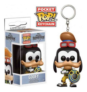Funko Pop Keychain Kingdom Hearts Goofy