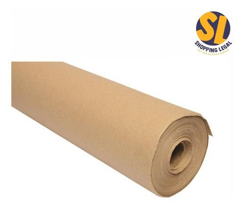 Imagem 1 de 7 de Papel Semi Kraft Bobina 60cm 2kg Embalagem Envelopamento