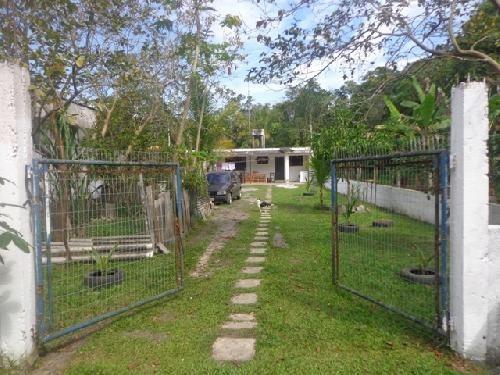 Ótima Chácara Barata Em Itanhaém Localizada 3 Km Da Rodovia