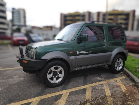Suzuki Jimny 4street