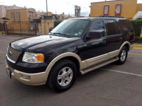 Ford Expedition 5.4 Eddie Bauer Piel 4x2 Aut 2005