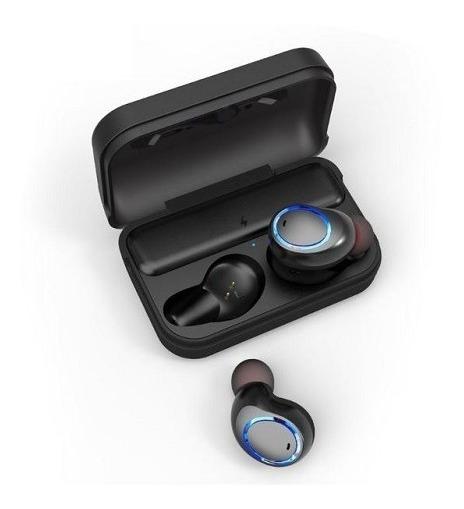 Fone Awei Tws T3 Preto Wireless Bluetooth Stereo 5.0 Celular