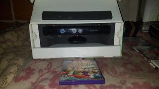 Kinect En Caja + Juego Original + Juegos Lt3.0