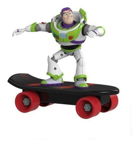 Skate Friccao Toy Story Com Buzz Lightyear Toyng 34066