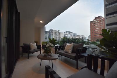 Elegante Apartamento En Piantini