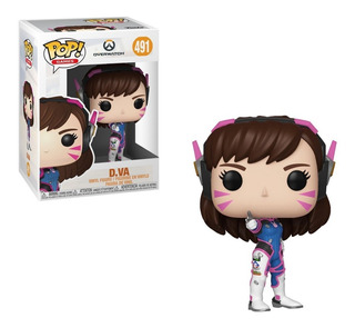Funko Pop! D.va #491 Overwatch Games Firewolf