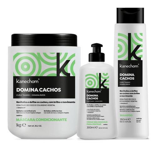 Kanechom Domina Cachos Combo X 3 - g a $14