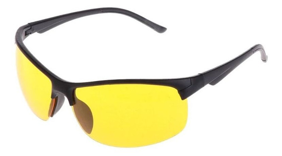 Óculos Para Dirigir À Noite Lentes Amarelas Night Drive
