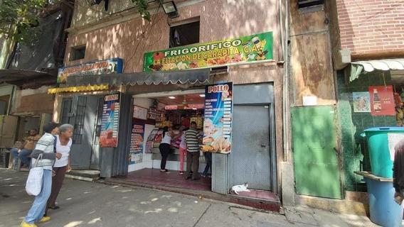 Local Pie De Calle Antimano, Renta House Manzanares