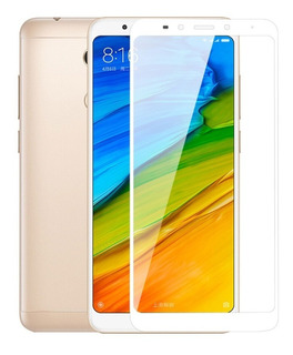 Kit 2 Peliculas Full Cover Redmi 5 Plus + Traseira