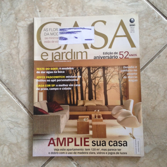 Revista Casa E Jardim 605 Jun2005 Amplie Sua Casa C2