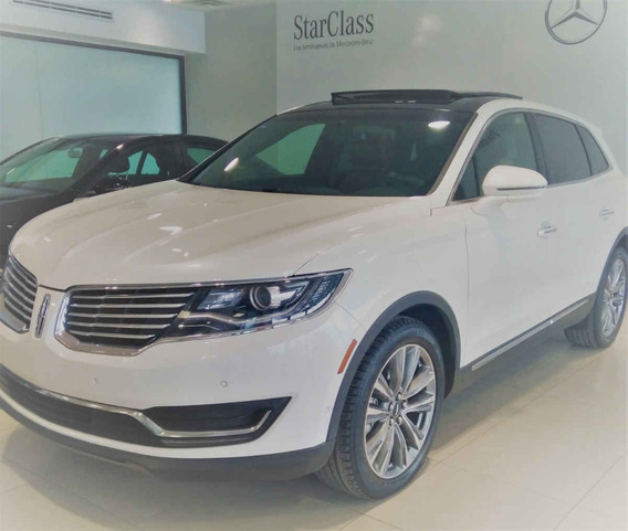 Lincoln Mkx 5p Reserve V6/3.5/t Aut Awd