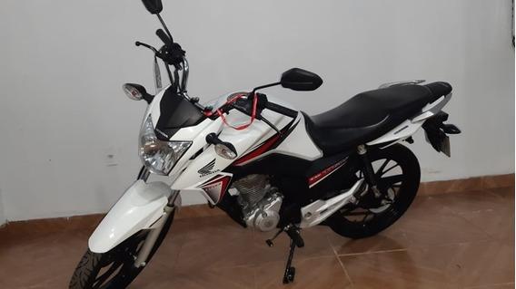 Honda Cg 160 Titan Ex