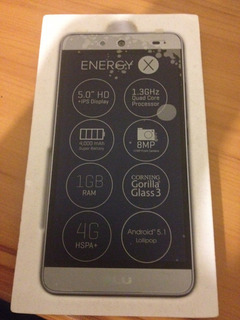 Telefono Blu Energy X