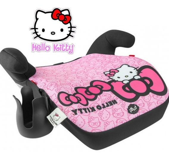 Assento Infantil 15 A 36kg Acolchoado Hello Kitty Lançamento