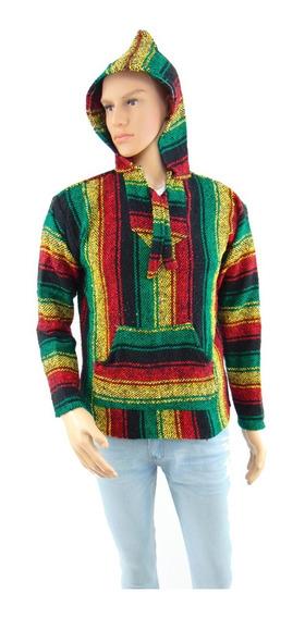Suéter Poncho Para Hombres 6 Pzs