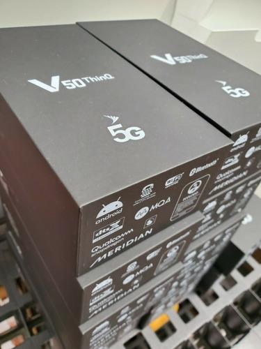 Imagen 1 de 1 de Nuevo LG V50 Thinq 5g 128gb Global Gsm Desbloqueado