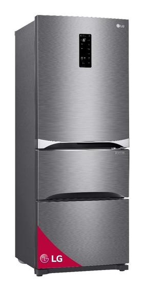 Heladera Con Freezer Lg Kimchi 405 Litros Clase A