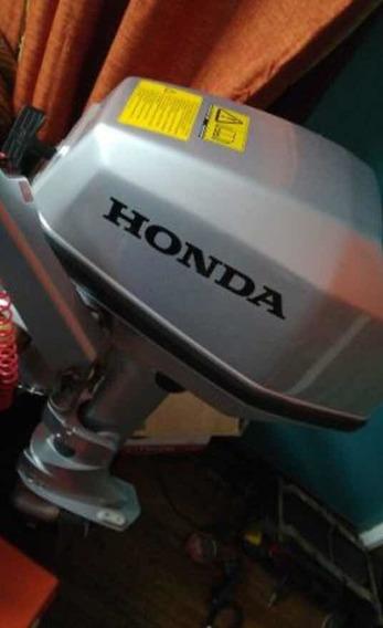 Motor Fuera De Borda 5hp Honda