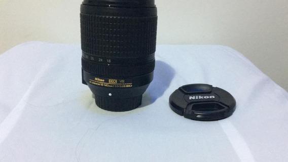 Lente Nikon Af-s Nikkor 18-140mm