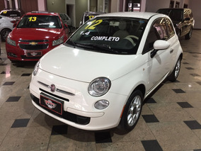 Fiat 500 1.4 Cult 8v Flex 2p Manual 2011/2012