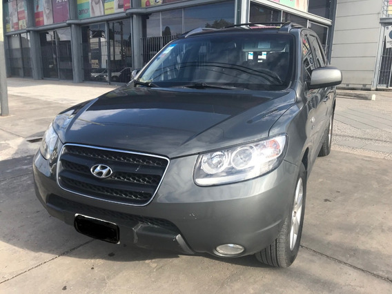 Hyundai Santa Fe 2.2 Gls Crdi Premium Impecable Finan/permut