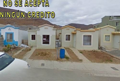 Casa En Remate Hipotecario Res. El Rey/ensenada/b.c.n. 7196