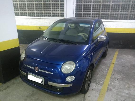 Fiat 500 Lounge 1.4 - 2010 100cv Automatico