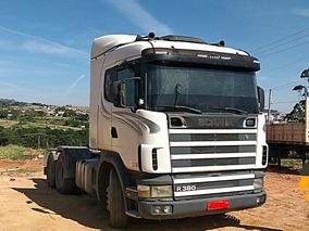 Scania R 114 380 6x2 Trucada - 124 360 400 Fh P 340 420 2540