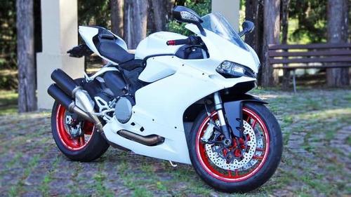 Imagem 1 de 14 de Ducati 959 Panigale (8 Abaixo Da Fipe + 3 Mil Km)