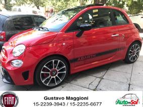 Fiat 500 Abarth 165hp En Stock Pocas Unidades Gm