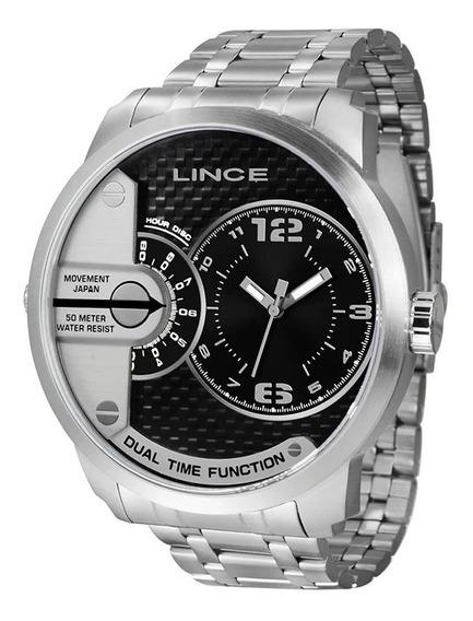 Relógio Lince Mrmh049s + Garantia De 1 Ano + Nf