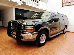 Ford Excursion 9pas. Piel 2001
