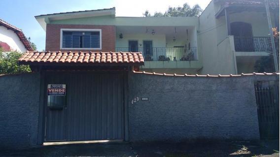Casa Para Venda Em Bragança Paulista, Paineiras, 3 Dormitórios, 1 Suíte, 2 Banheiros, 4 Vagas - 5736_2-678691