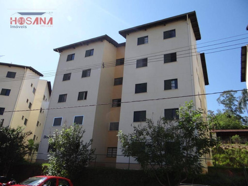 Imagem 1 de 21 de Apartamento Com 2 Dormitórios À Venda, 53 M² Por R$ 200.000,00 - Laranjeiras - Caieiras/sp - Ap0114