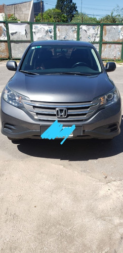 Honda Crv Lx 4x2 Mod 2013 Rec Meno/mayor Soy Particular