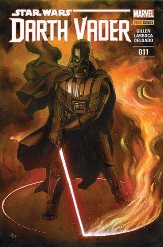 Star Wars Darth Vader - Volumes 12 E 13 Cada Panini