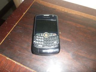 Celular Radio Nextel Blackberry 8350i Preto Com Carregador