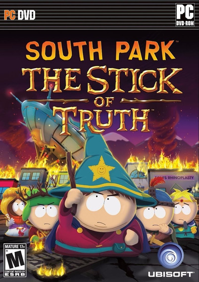 South Park: The Stick Of Truth Uplay Key