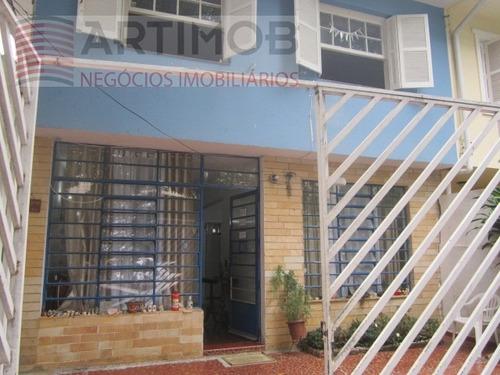 Casa Para Venda, 3 Dormitórios, Vila Olimpia - São Paulo - 3251
