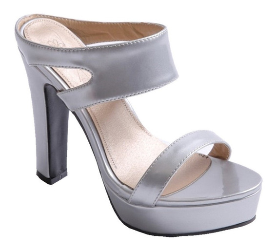 Señorita Zapatos Bk9-7 Pescado Boca Alto Tacones Y Sandalias