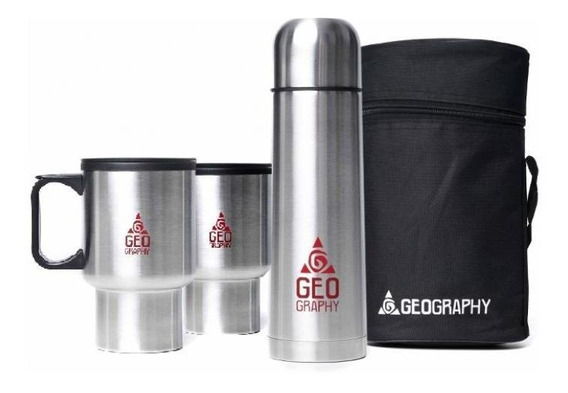 Pack Termo Geography Arrayanes Camping