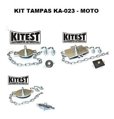 Kit De Motos Tampa Reservatório Do Sangrador De Freios Ka023