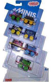 Tren Thomas And Friends Minis Set 7 Trenes
