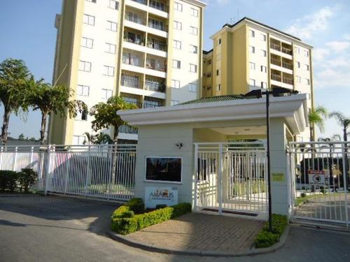 Apartamento Com 3 Dormitórios À Venda, 78 M² Por R$ 580.000,00 - Jardim Renata - Arujá/sp - Ap0369